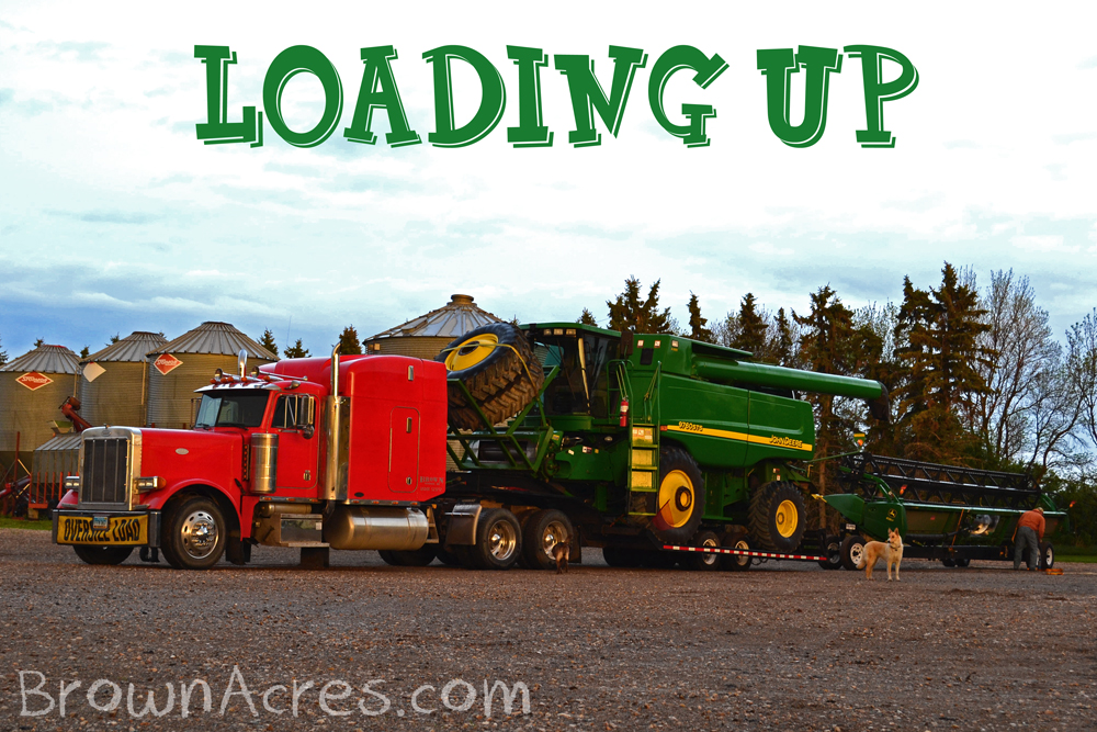 Brown-Acres-Loading-Up